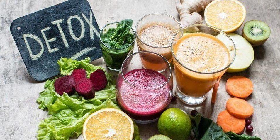 dieta per la pulizia del fegato e dei reni